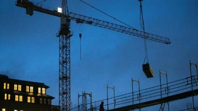 Construção cresce ao ritmo mais célere em mais de 11 anos